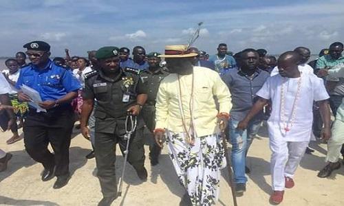 Ibrahim Idris-Delta communities