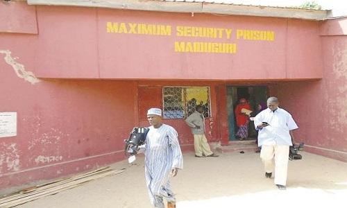 Maximum Security Prison-Maiduguri