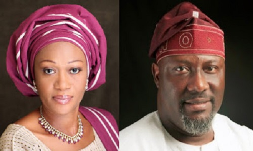 """My Life's Under Threat From Dino Melaye"", Oluremi Tinubu Petitions IGP"