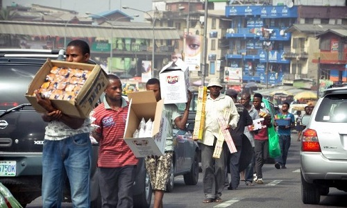 How Abuja street hawkers and vendors manage to keep their business running – Shehu Sani