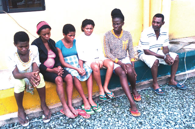 Abia baby factory
