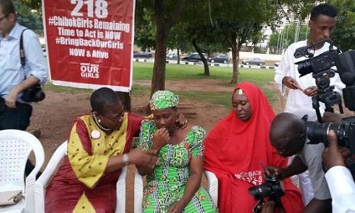 BBOG-Chibok parent