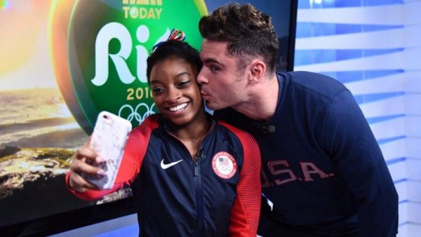 Biles and Efron