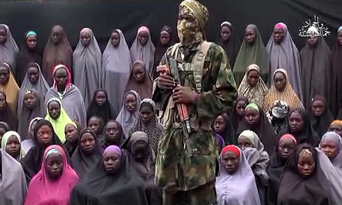 Chibok-girls-Boko Haram-video