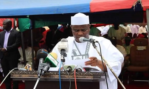 Governor Aminu Tambuwal
