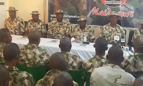 Operation Lafiya Dole-Court Martial