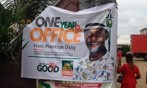 Ossy Prestige-One Year
