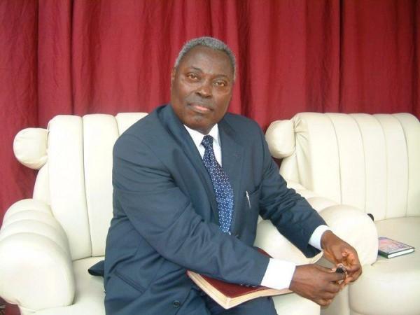 PastorWFKumuyi