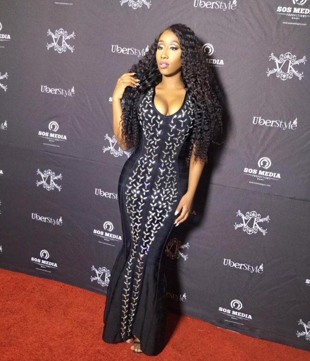 PHOTOS From Victoria Kimani's Exclusive Birthday Dinner In