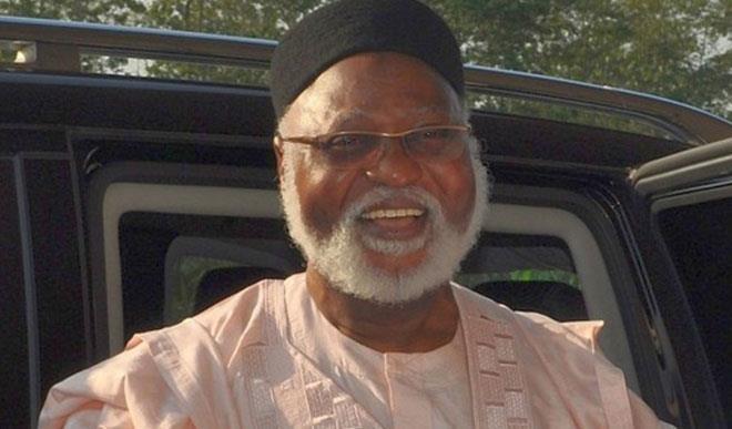 Nigerian government - Gen. Abdusalami Abubakar