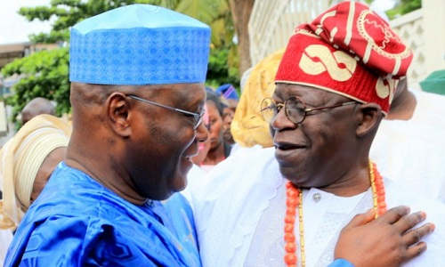 Spokesperson Reacts To Viral Meeting Between Atiku And Tinubu At Nnamdi Azikiwe Airport