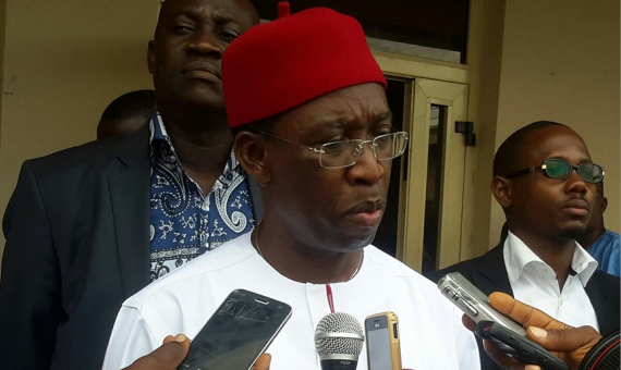 Ifeanyi Okowa Shares The Only Condition Needed For Nigeria To Disintegrate