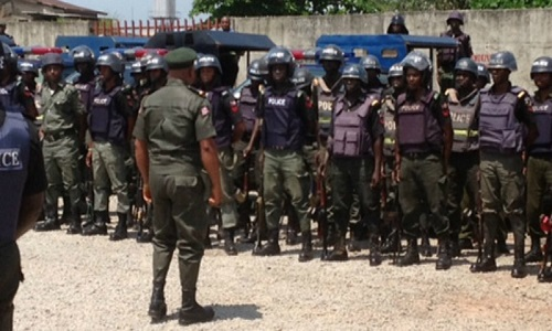 Nigeria Police Lied, Deceived The Public On Officers' Protest