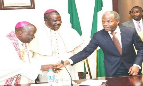 Northern Bishops-Osinbajo