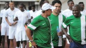 Rohr nigeria squad
