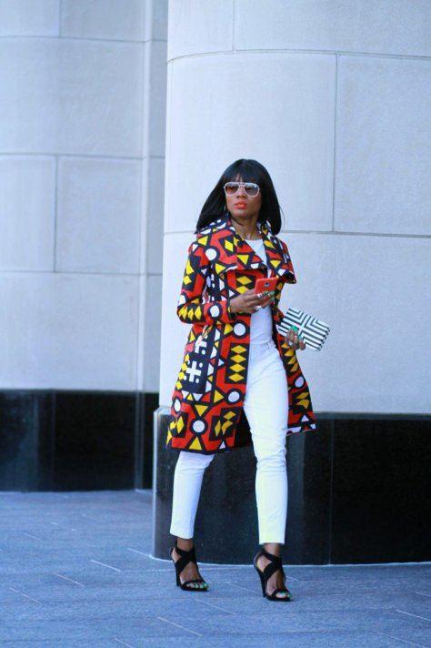 3 Kimono Ankara To Slay This Season Information Nigeria