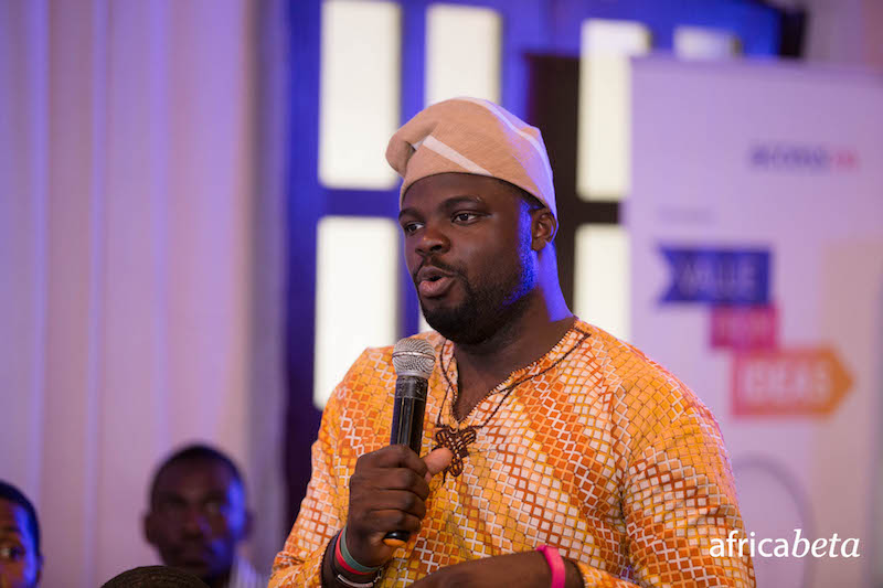 Iyin Aboyeji has announced he's leaving Andela!