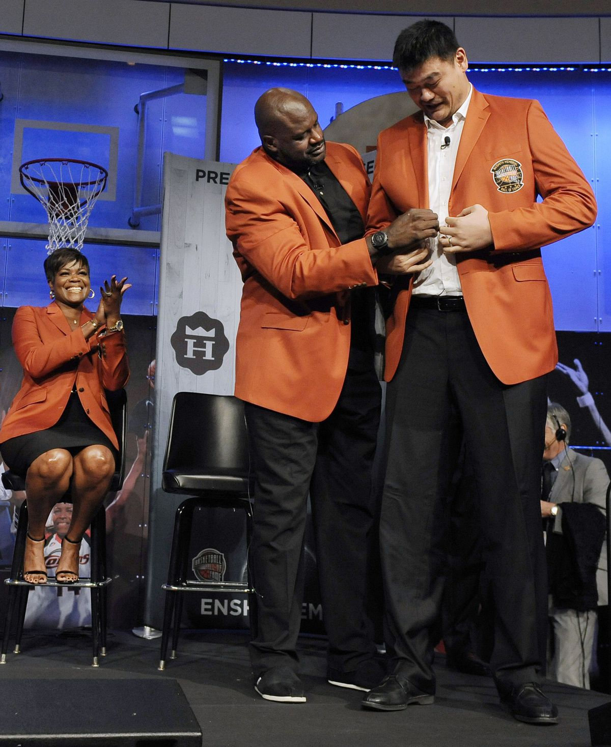 3 Players Inducted Into NBA Hall Of Fame