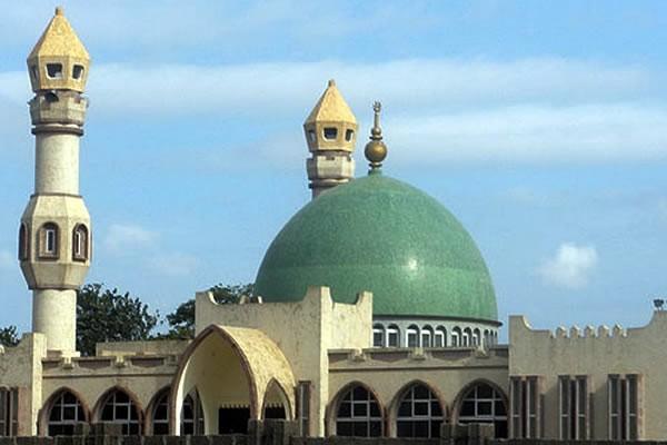 a-mosque