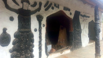 Police Uncover Ritualists' Den In Ogun, Arrest Two