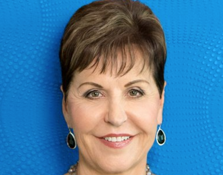 Reports Of American Author Joyce Meyer S Death Is A Hoax