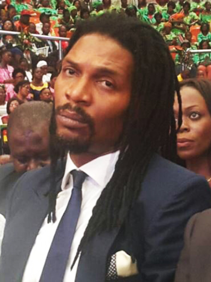 rigobert song out of coma