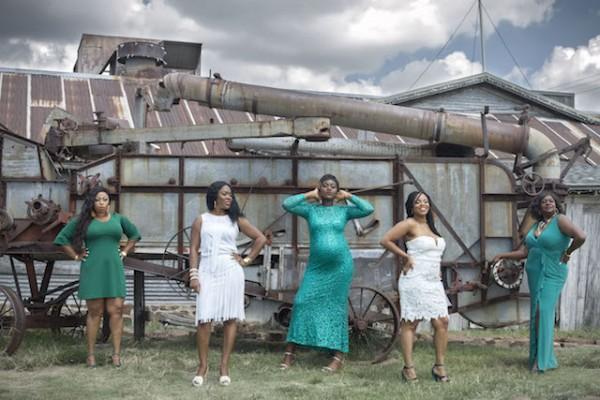 Real Naija Ladies of Dallas