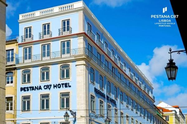 Cristiano Ronaldo's hotel