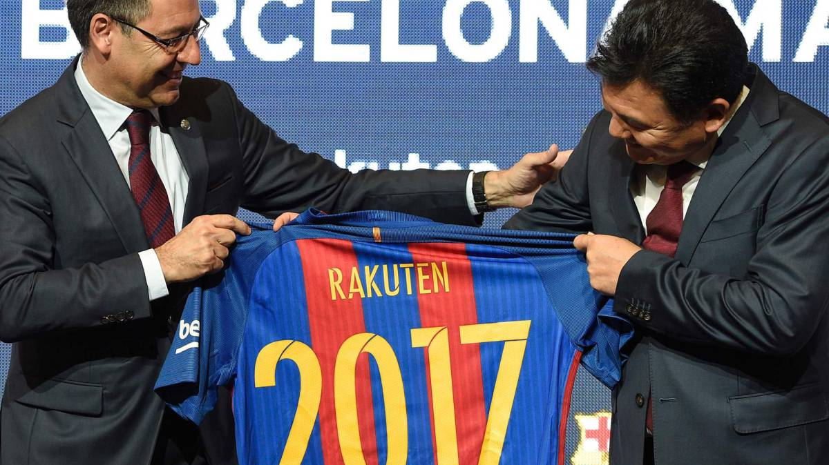 barcelona-rakuten-shirt-sponsorship-deal