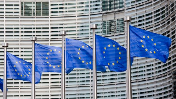 eu european union flags