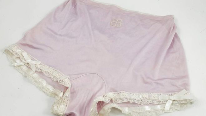 hitler wife knicker underwear