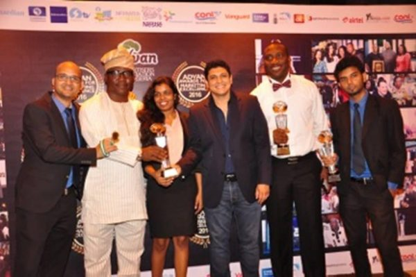 INDOMIE WINS OVERALL BRAND AWARD OF THE YEAR 2016