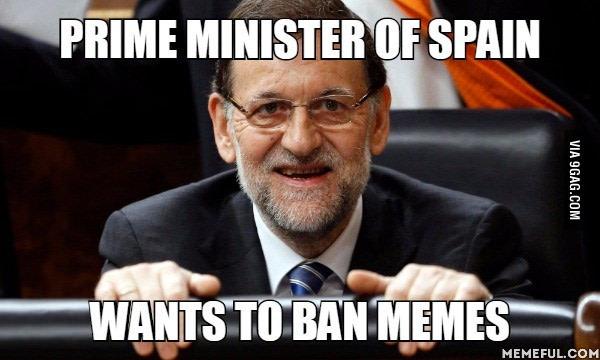 spain ban meme