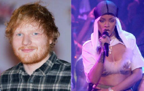 Ed Sheeran, Rihanna