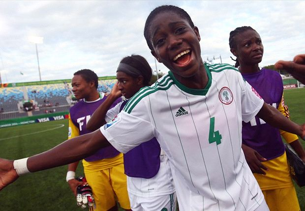 Super Falcons forward, Asisat Oshoala