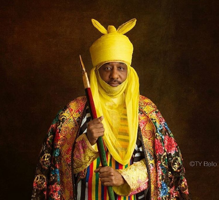 emir sanusi of kano 437x400 - Politics takes a special kind of skill and I don't have it – Emir Sanusi