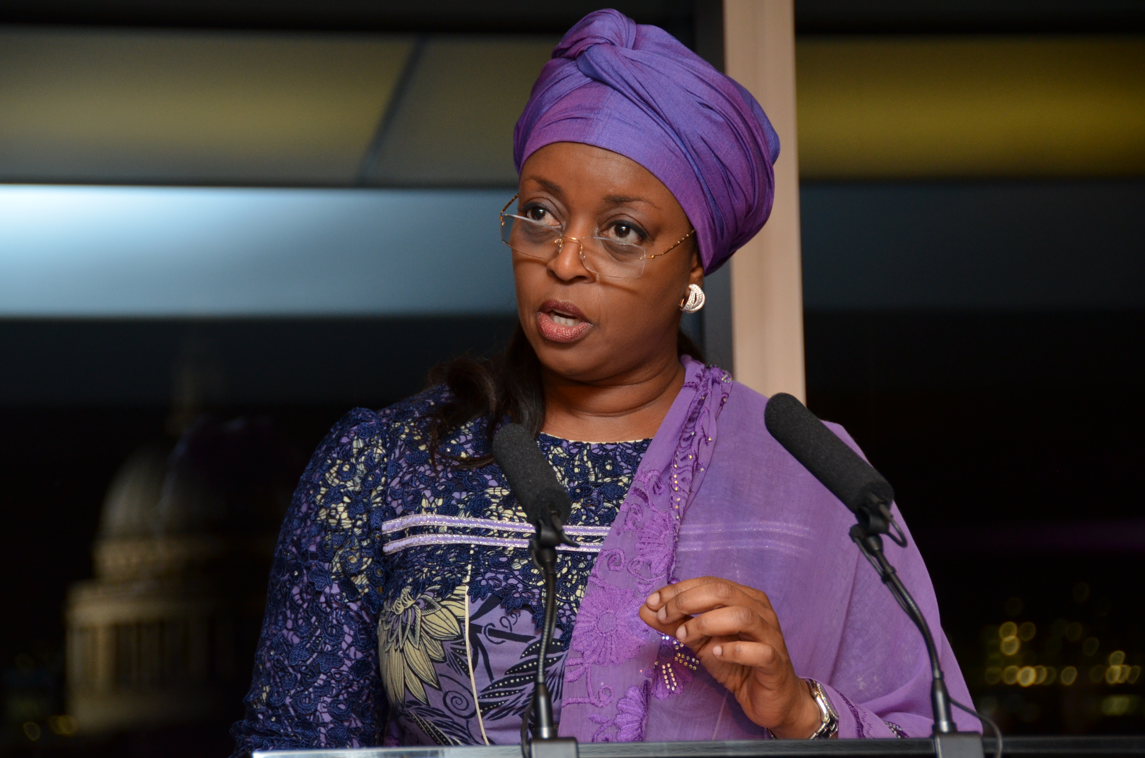 EFCC Debunks Rumours Of Dropping Charges Against Diezani, Others
