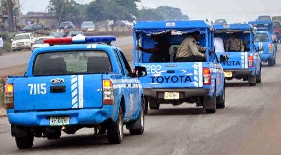 Image result for FRSC Officials Beating a man