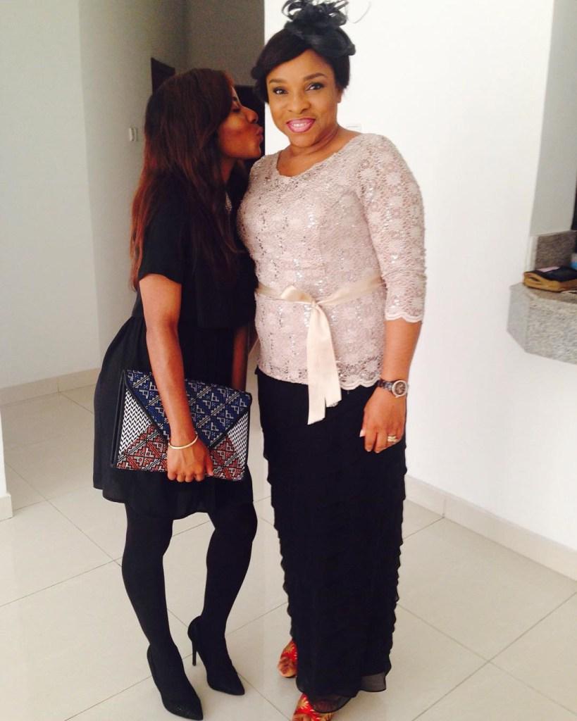 812a3b305b26 Veteran Nollywood actress, Liz Benson's Daughter Set To Wed Her Partner,  Promise Ugochukwu