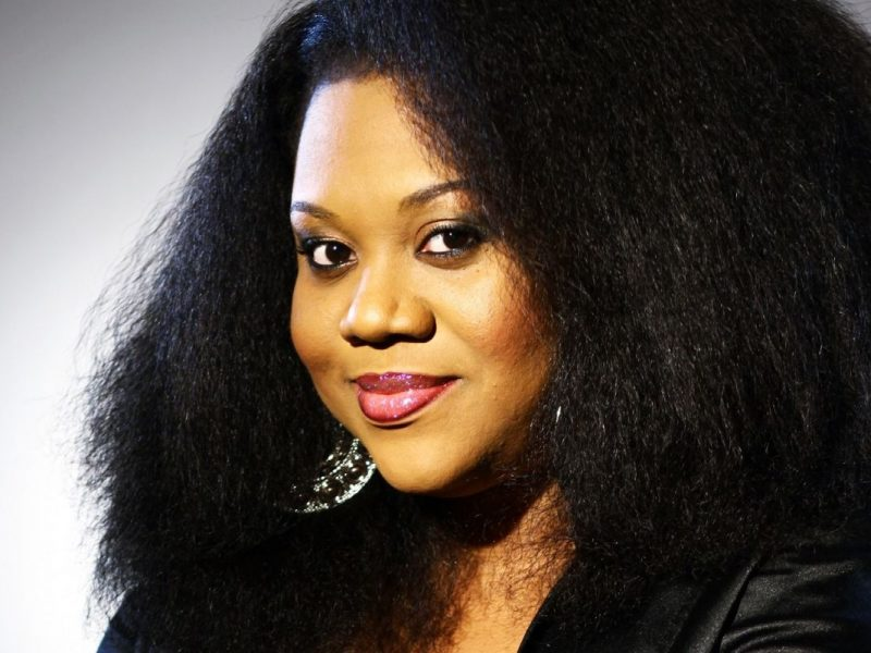 Actress Stella Damasus