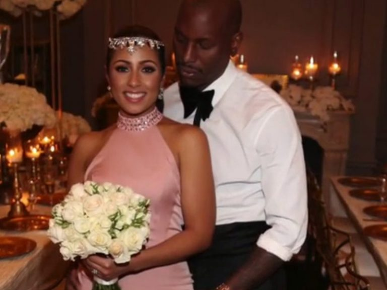 Tyrese Reveals Why Real Men Will Never Marry Some Women