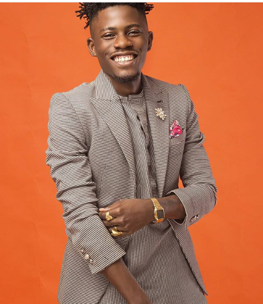 Ycee Shares New Photo Shows Off Dapper Look...Rat  - See Ycee's Response To Fans Begging To Know How He Takes Care Of His Skin