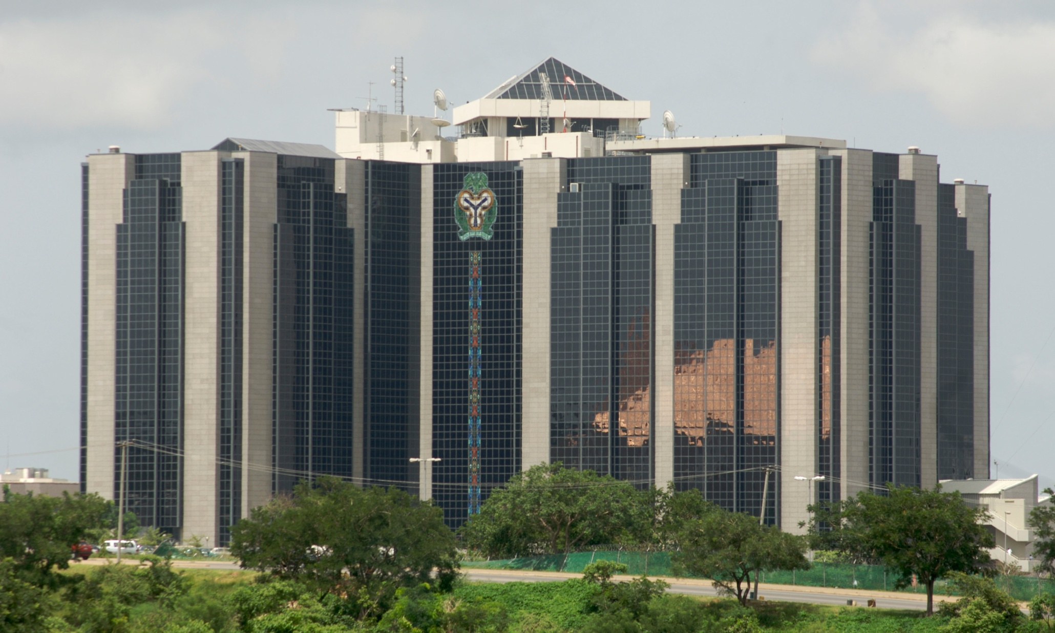 Central Bank of Nigeria. Photo: Information Nigeria