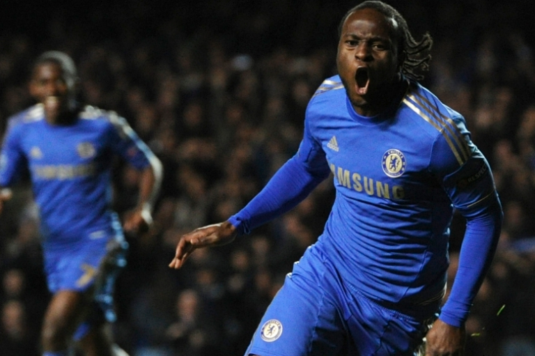Wao! See the Huge Amount of Money, Victor Moses Earns in a Year