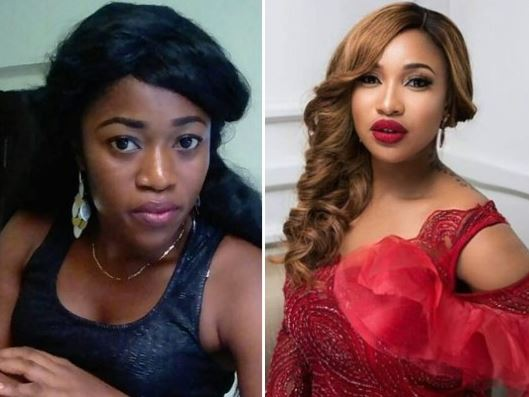 Tonto Dikeh's Former Domestic Staff Comes To Her Defense Against Estranged Nanny