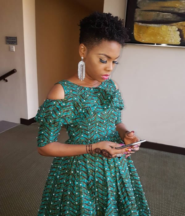 Kudos Chidinma Empowers Over 600 Youths In Uganda