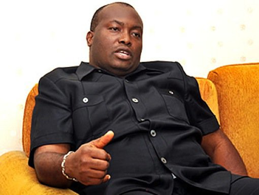 Ifeanyi Ubah Reacts As Court Sacks Him As Senator
