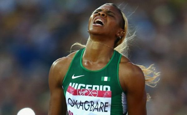 Blessing Okagbare Suspended For Doping, Out Of Tokyo 2020 Olympics