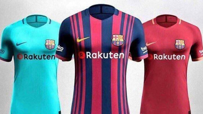 on sale 29721 fff84 Courtinho To Wear No 7; 5 Legendary Barcelona Players Who ...