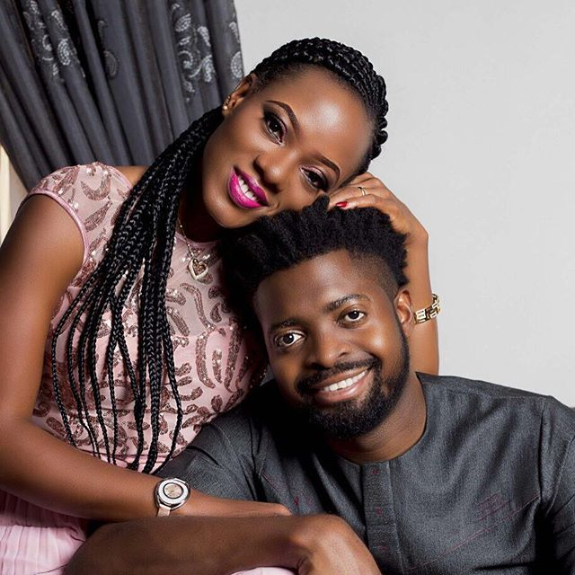 Basketmouth Reacts To His Wife's Birthday Surprise
